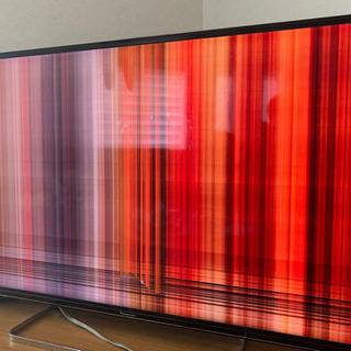 Panasonic VIERA 50インチ 画面は写真の通り