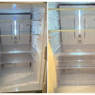 お譲り先決定★【値下げ!】【美品】シャープ SJ-PD27A-T プラズマクラスター冷蔵庫(271L) - 家電
