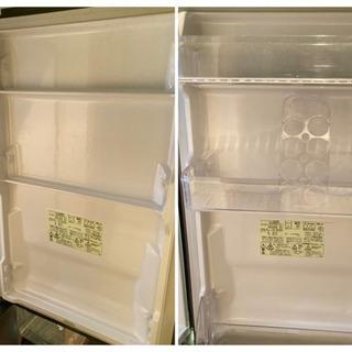 お譲り先決定★【値下げ!】【美品】シャープ SJ-PD27A-T プラズマクラスター冷蔵庫(271L) − 北海道