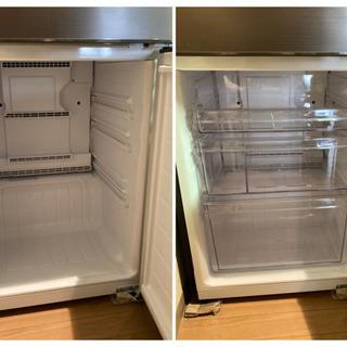 お譲り先決定★【値下げ!】【美品】シャープ SJ-PD27A-T プラズマクラスター冷蔵庫(271L) - 売ります・あげます