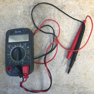 バッテリー電圧器