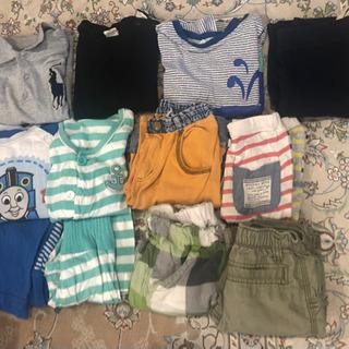①子供服まとめ売り 春夏 95 半袖