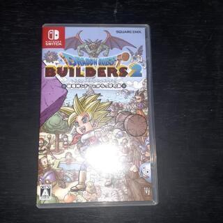 任天堂Switchソフトドラゴンクエストビルダーズ2