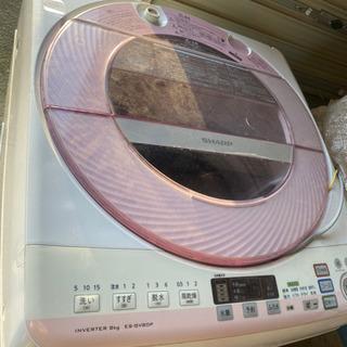 【ネット決済】洗濯機 壊れてます。 ES-GV80P