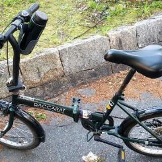 20インチ折り畳み式自転車