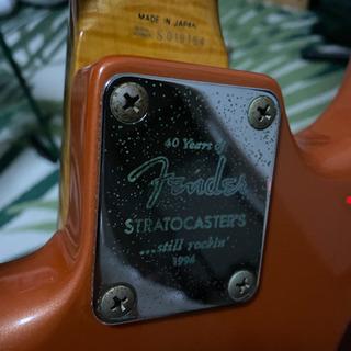 Fender Japan 40th anniversary 草加市にて受け渡し - 草加市
