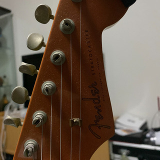Fender Japan 40th anniversary 草加市にて受け渡し - 楽器