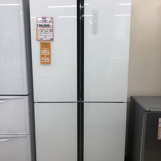 2020年製 大容量冷凍室 冷蔵庫❕ 美品です❕ ゲート付き軽ト...