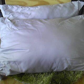 寝袋用枕 2個セット