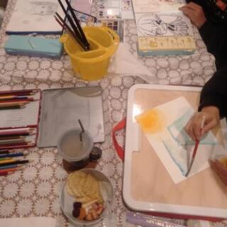 🎨お絵描き教室・西明石🎨