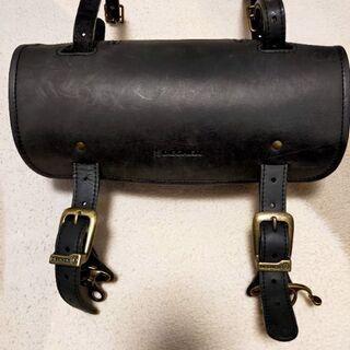 DEGNER ツールバッグ レザー 横28.5センチ×12…