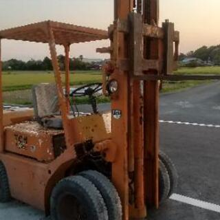 TCM 2.5トン  実働ジャンク‼️キロ70円売り‼️