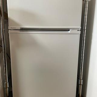 引き取り希望 MORITA モリタ 冷蔵庫 88L 冷凍冷…