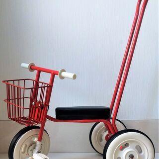 乗用玩具 子供用 児童用 幼児用 三輪車  乗り物  手押し 車