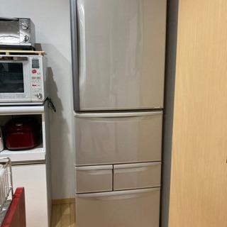 【値下げしました】TOSHIBA 冷蔵庫 427L GR-…