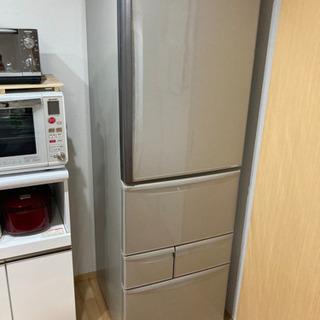 【値下げしました】TOSHIBA 冷蔵庫 427L GR-D43N - 豊田市