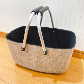 ナチュラル雑貨 新品 軽量の可愛いショッピングバッグ