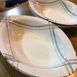 新品未使用!カレー皿 4枚セット