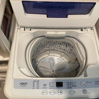 洗濯機 AQUA 6kg  2012年製 − 大阪府