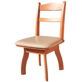 配達可★PayPay対応★ダイニングチェア【回転椅子】天然…