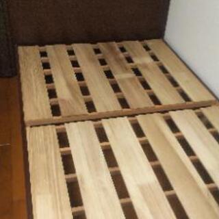 収納ベッド セミダブル