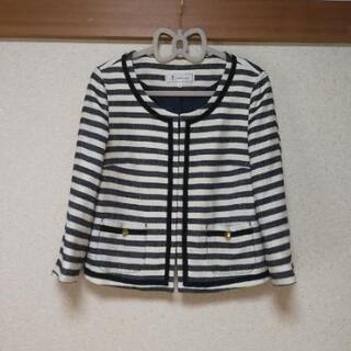 ROPE PICNIC☆ノーカラージャケット