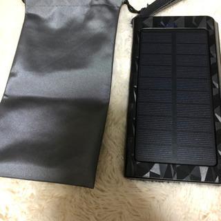 【商談中】モバイルバッテリー 24000mAh ソーラー