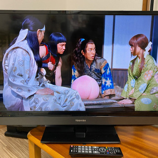 TOSHIBA REGZA 32インチテレビ 32S5