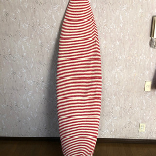 美品 初心者向けサーフボード ニットケースセット。 − 愛知県