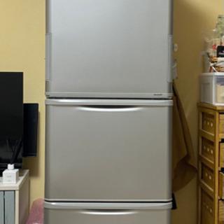 【説明書付】冷蔵庫(SHARP製)
