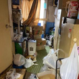 ゴミ屋敷など、家の中のゴミを片付けします!