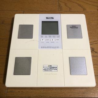 ⭐︎4/17まで⭐︎〈タニタ〉体重計 インナースキャン機能…