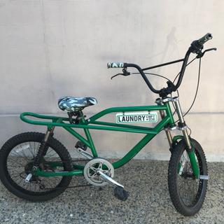 ランドリー 自転車 数量限定 BMX FREAKY BIKE(フ...