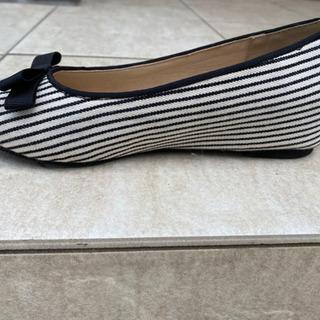靴 パンプス 24.0センチ