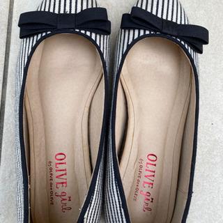 靴 パンプス 24.0センチ - 福津市