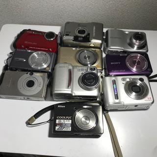 デジタルカメラ デジカメ まとめ売り ジャンク