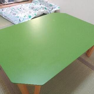 テーブル こたつ(カトミ)デザイナーズ家具 105cm×7…