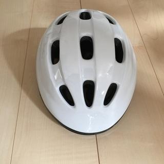 【美品】自車用ヘルメット キッズ【2〜4才】48〜52cm