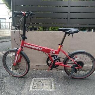 自転車貸します1日100円