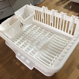 食器洗いかご 大容量