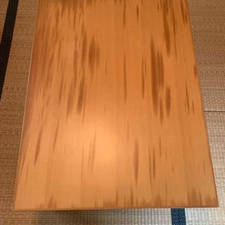 無印良品 ローテーブル 座卓