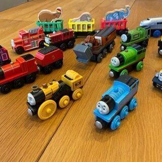 木製機関車トーマス車両一式