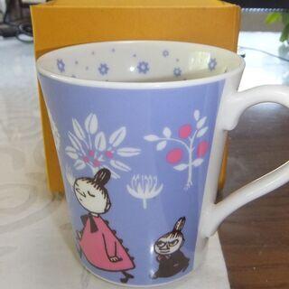 ムーミンのリトルミィのマグカップ