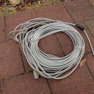DXアンテナ 同軸ケーブル S4C-FV  28m