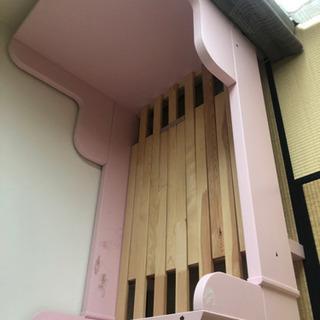 【ネット決済】IKEA子供ベッド