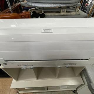 TOSHIBA ルームエアコン 8畳用 2020年製 標準取付工...