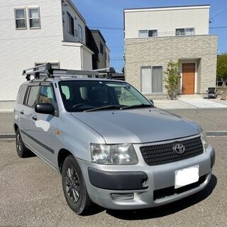 TOYOTA SUCCEED トヨタ サクシード 2010年式