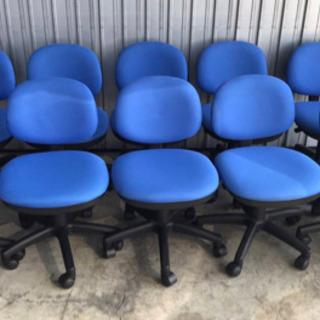 オフィス用品 椅子 中古 備品 10脚まとめ販売 無料配送