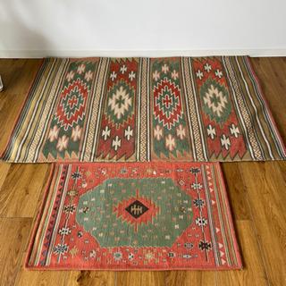 ラグ 絨毯 玄関マット マット