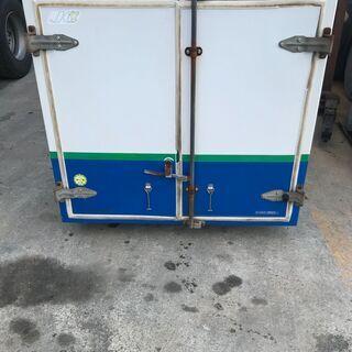 ★値下げしました★ 米の倉庫に最適です 軽トラック荷台用箱